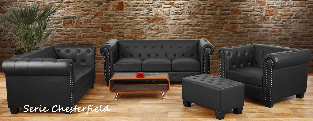 Serie Chesterfield nuovo